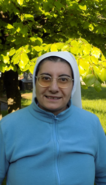 Suor Camilla Zucchinali